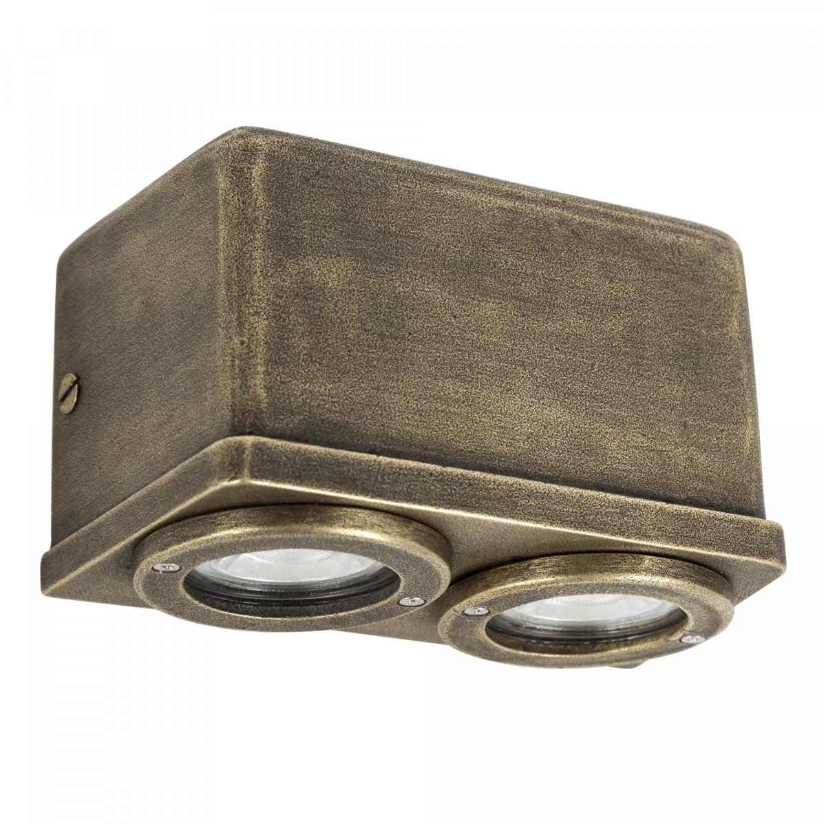 Buitenlamp Spectre Brons