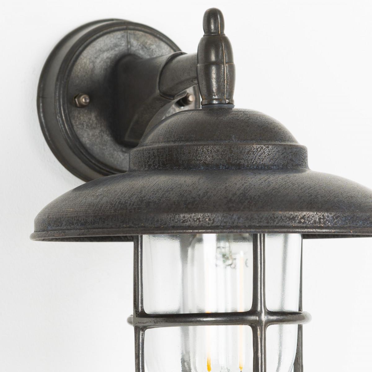 Buitenlamp Monte antiek brons