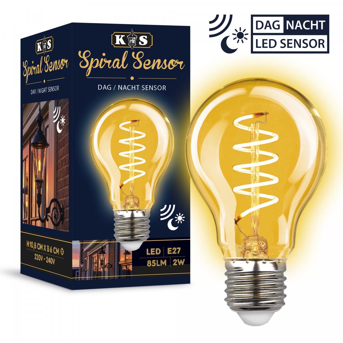 Sensor LED lamp 2W