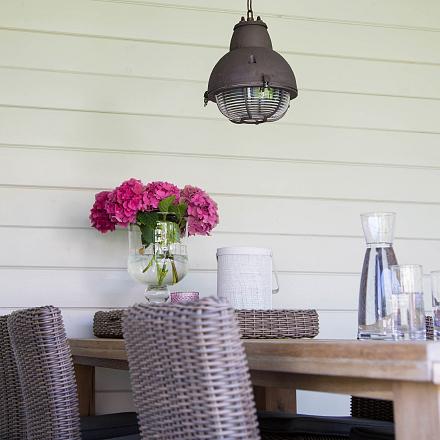 Buitenverlichting plafond & veranda