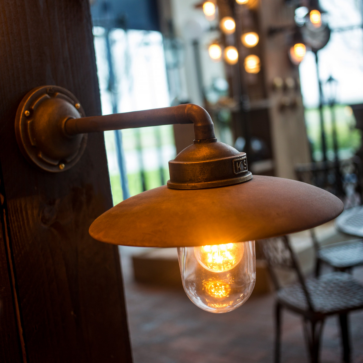 Wandlamp Palazzo