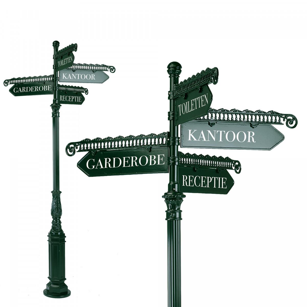 Wegwijzer Cambridge