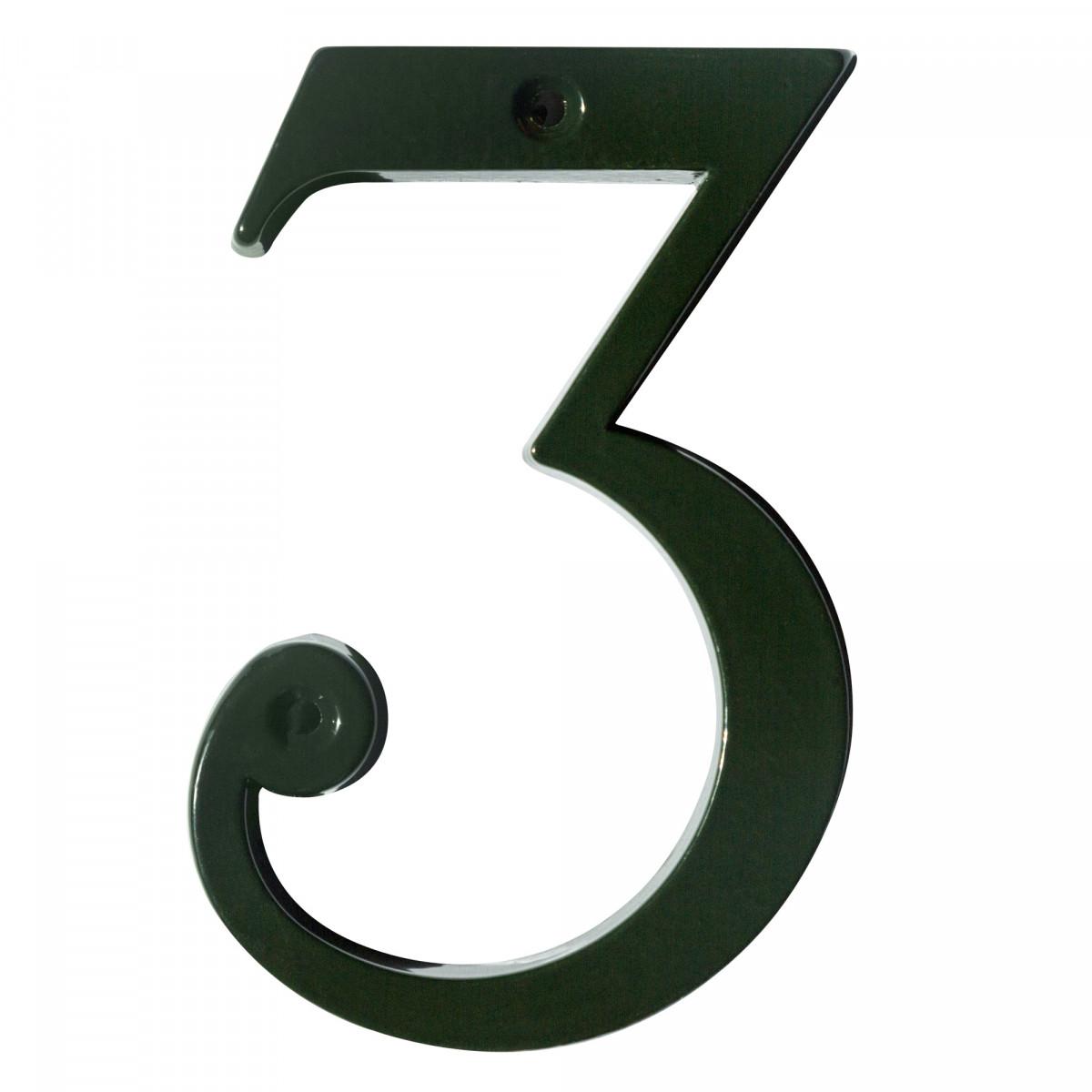 Huisnummer 3 Klein