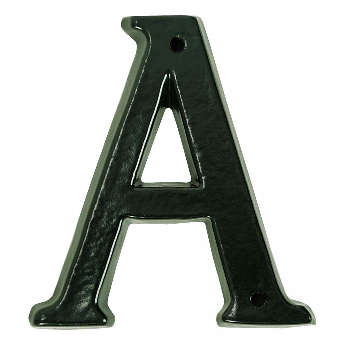 Huisnummer toevoeging A