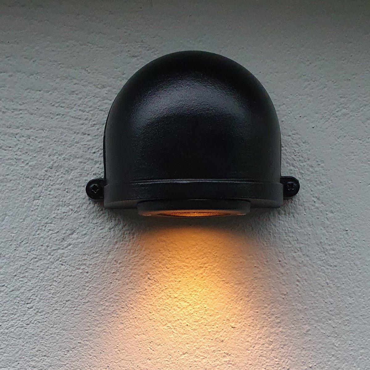 Dusky wandspot Zwart
