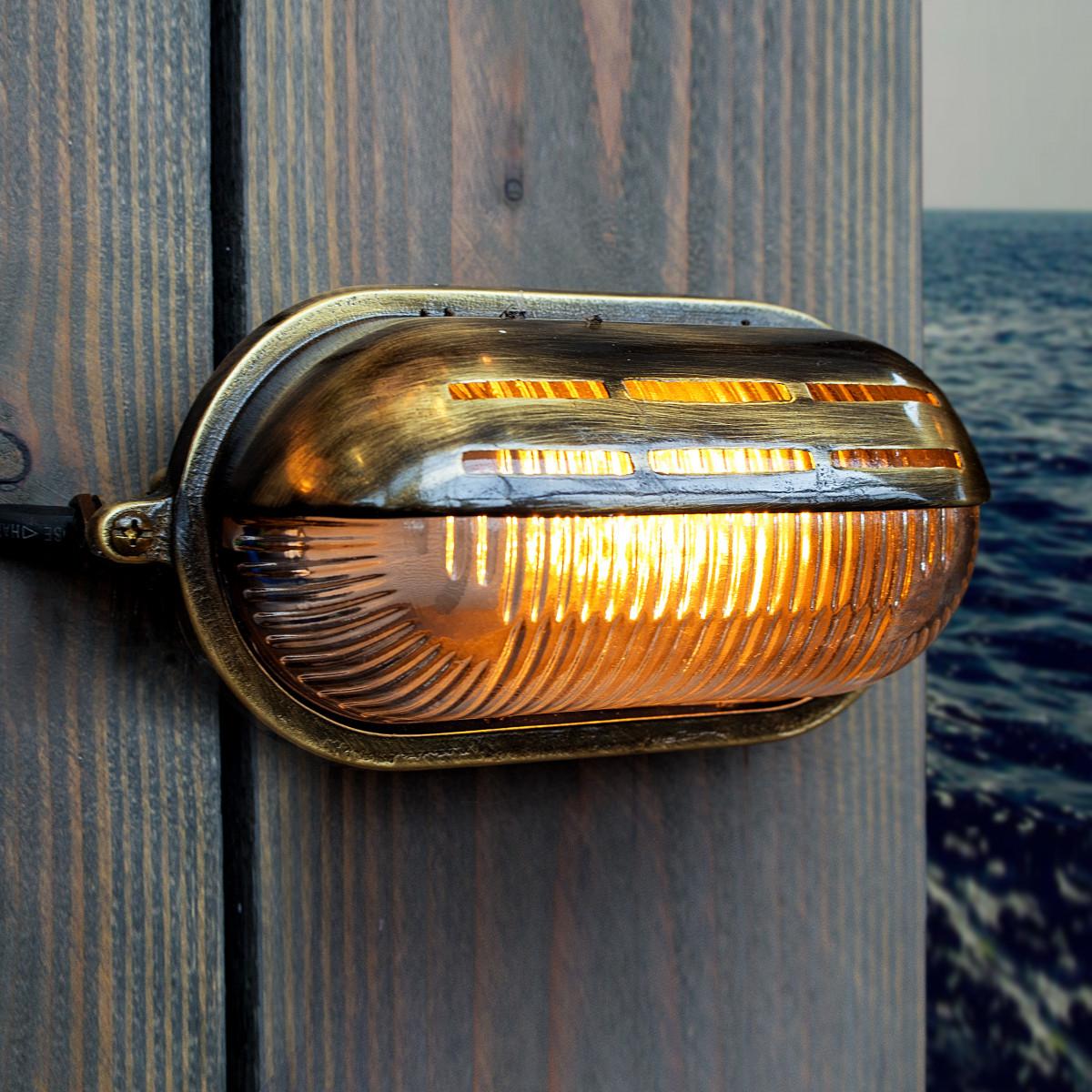 Scheepslamp Gulf