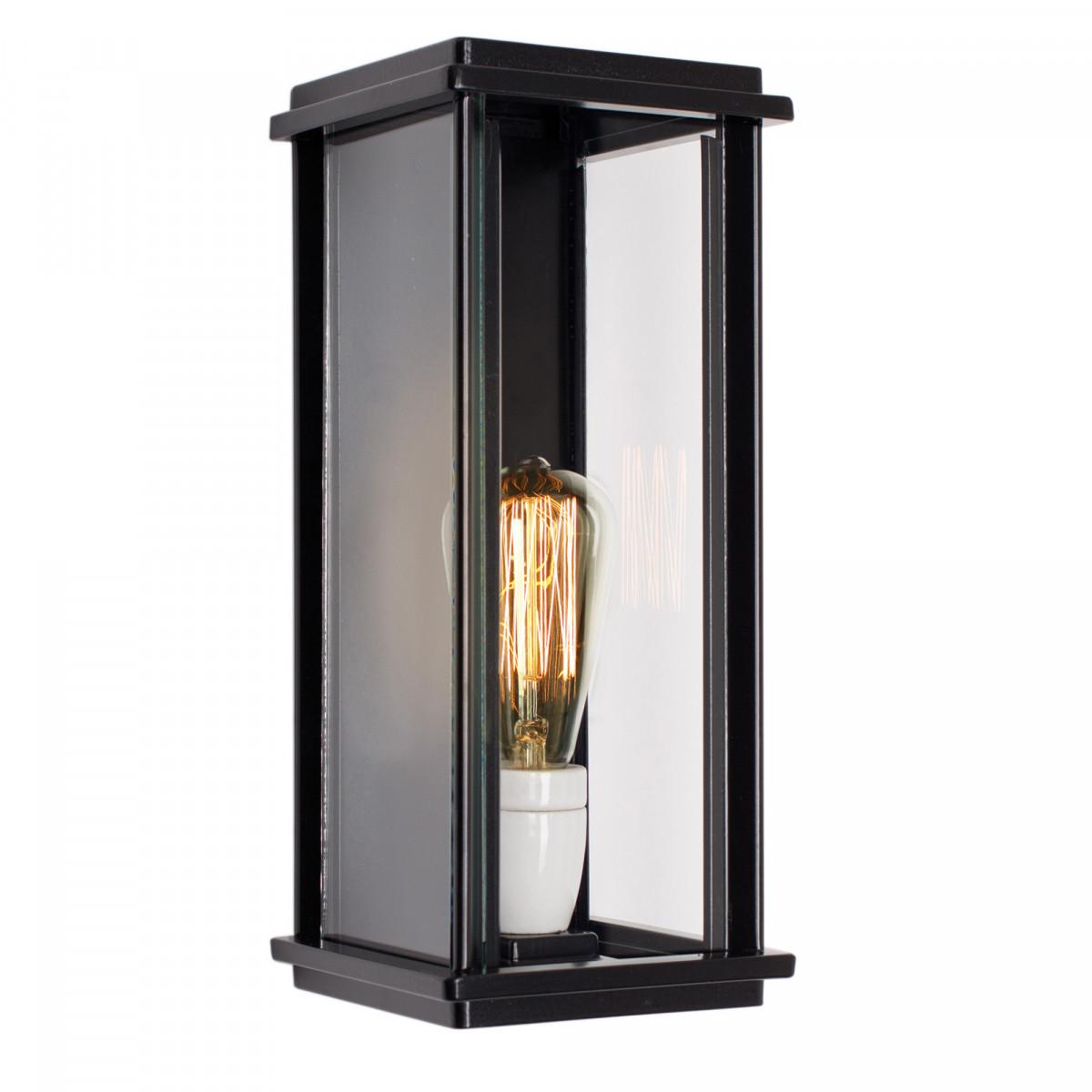 Buitenlamp Capital zwart prachtige KS buitenverlichting in een strak klassieke stijl