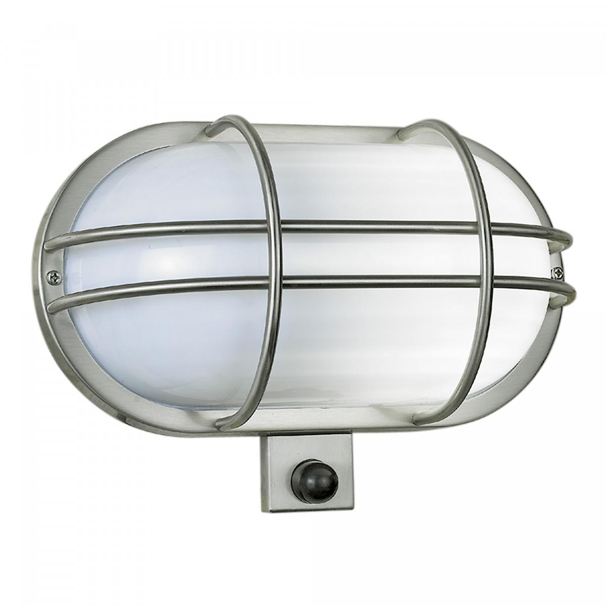 Muurlamp Sonn + bewegingssensor