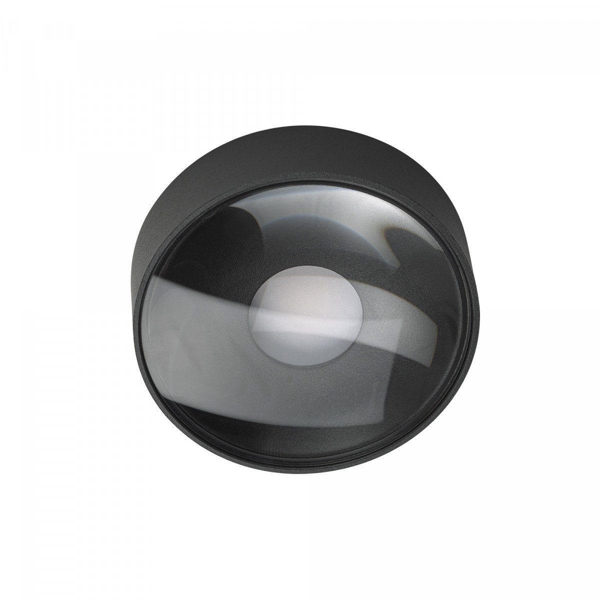 Icon plafonniere zwart