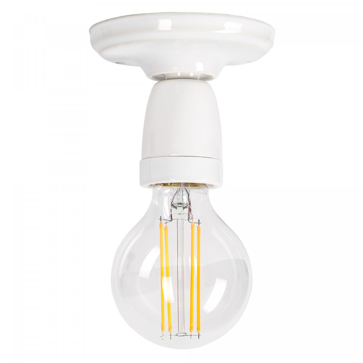 Plafondlamp Mir wit