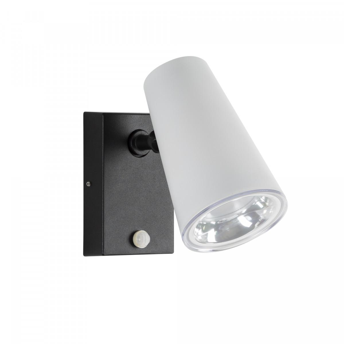 Spotter met Sensor - Muur Spotter E27