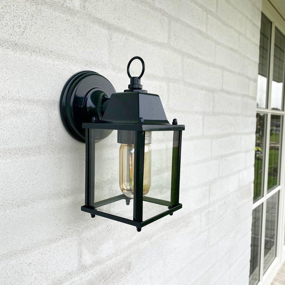 Muurlamp Koetslamp