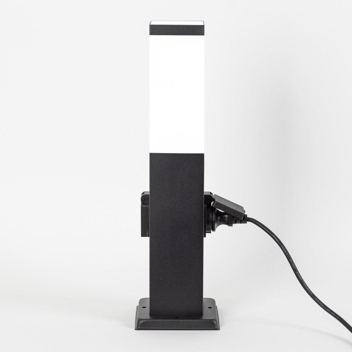 Tuinlamp Fiss zwart