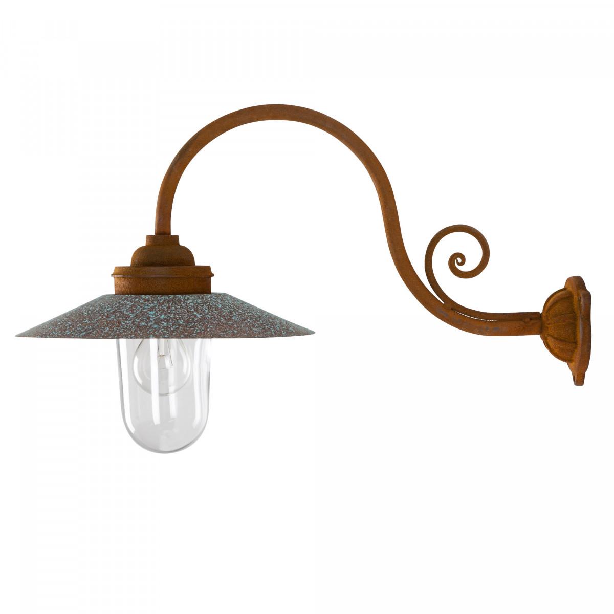 Stallamp Rhone landelijke stallamp buitenverlichting van KS Verlichting