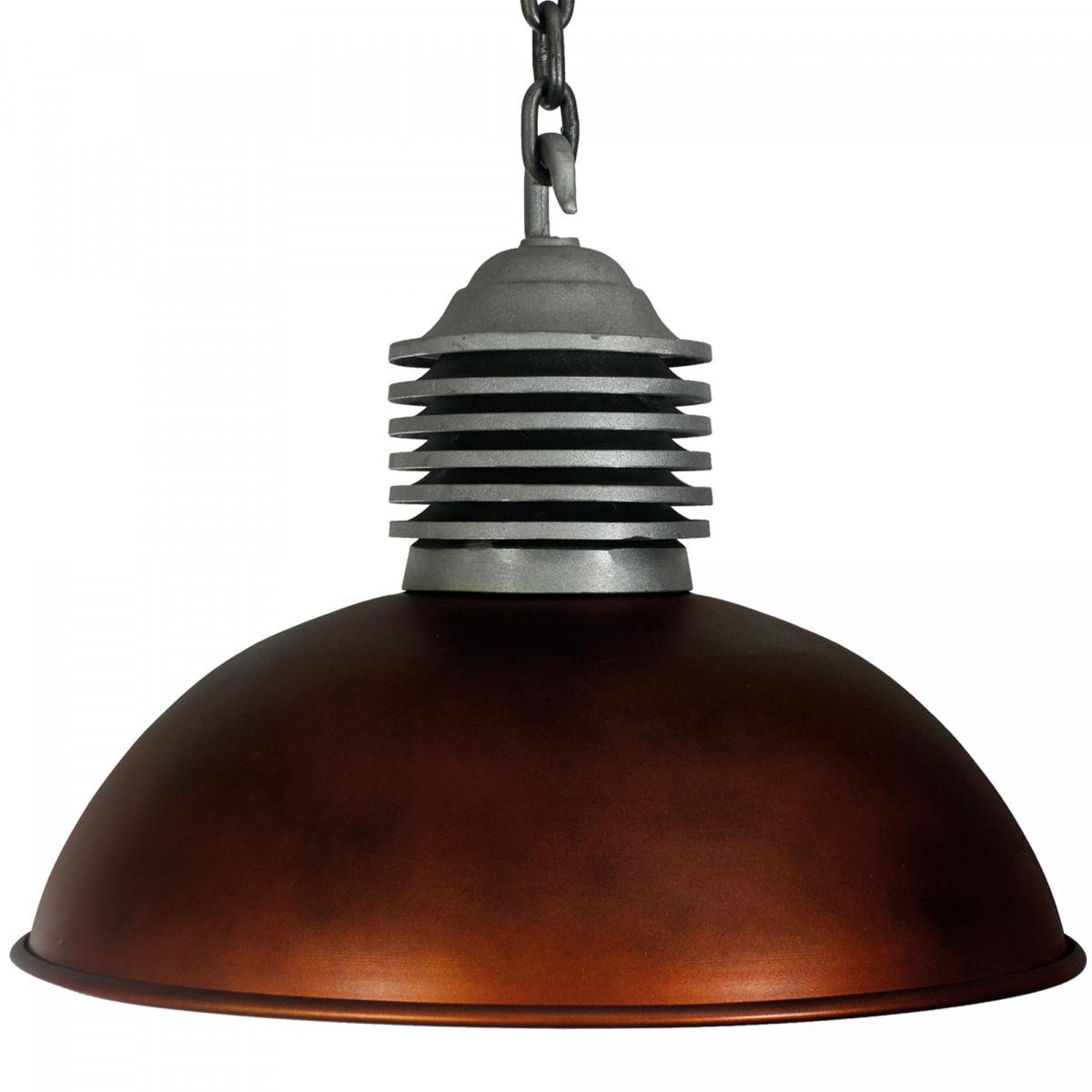 Kettinglamp Old Industry Dark Messing Color
