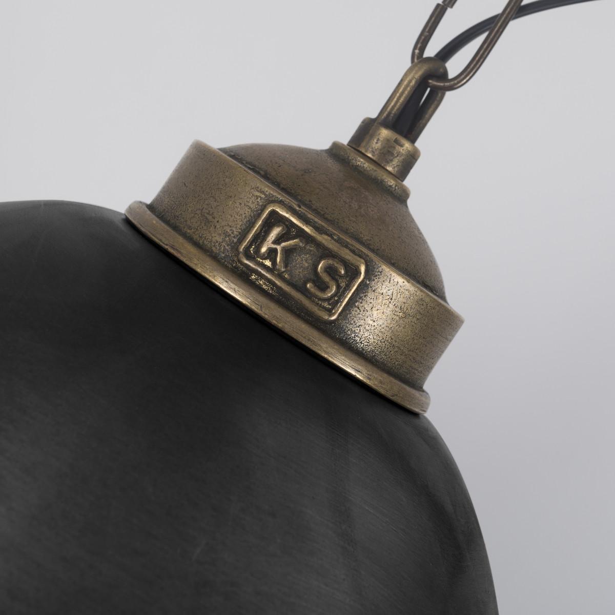 Loft II brons & antraciet