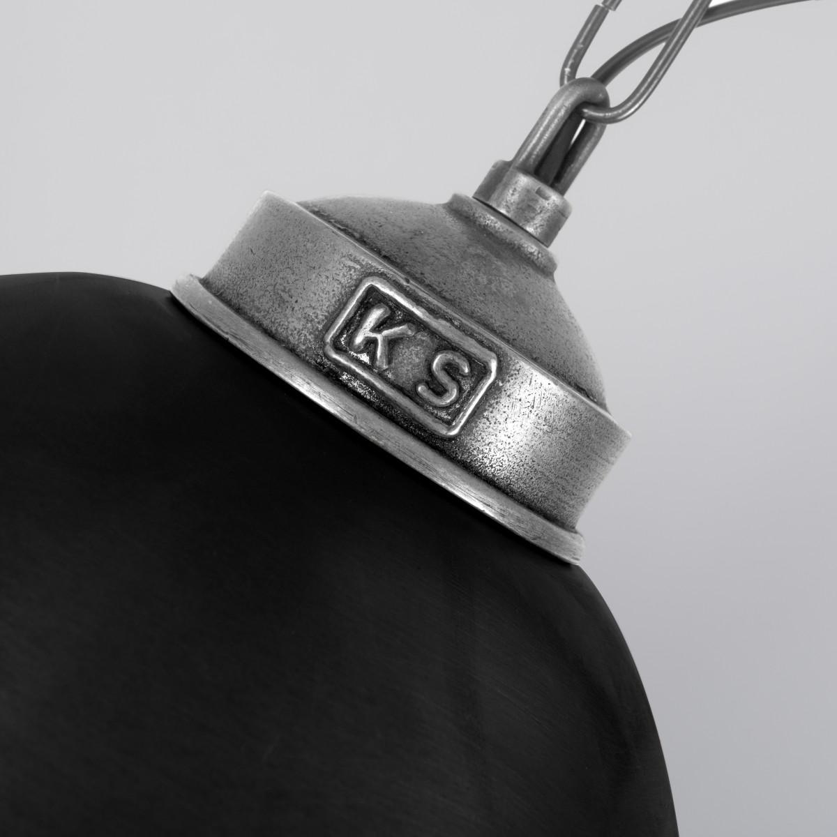 Hanglamp Loft ll zwart