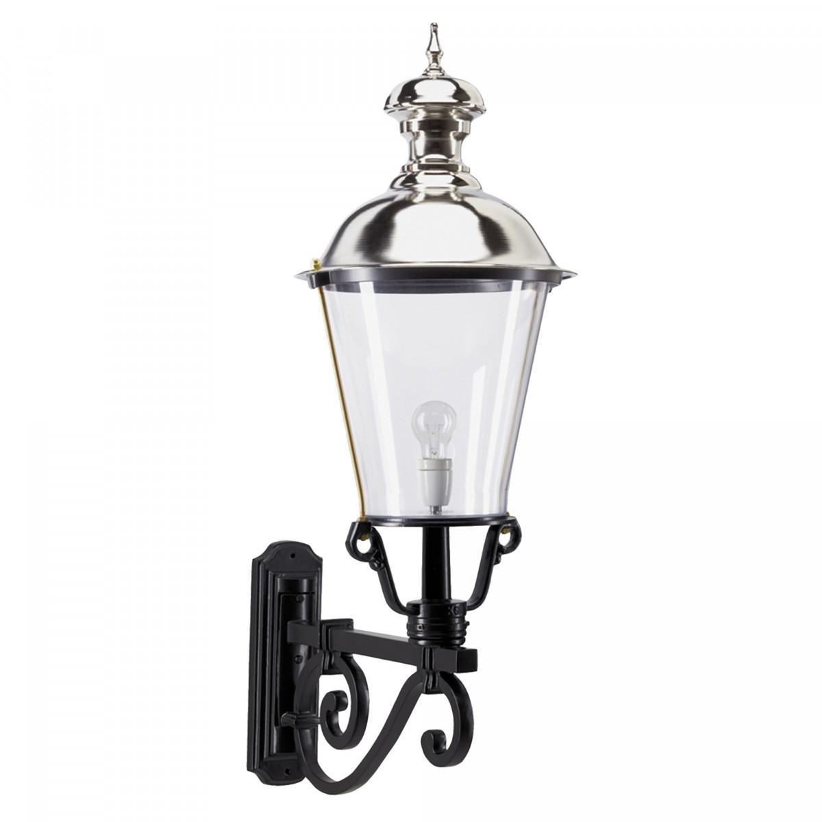 Buitenlamp Notaris koper XL