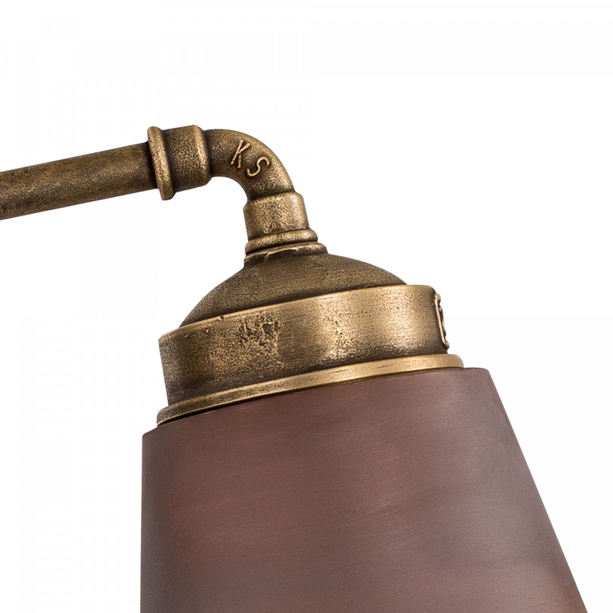 Kostas brass 90 brons-koper