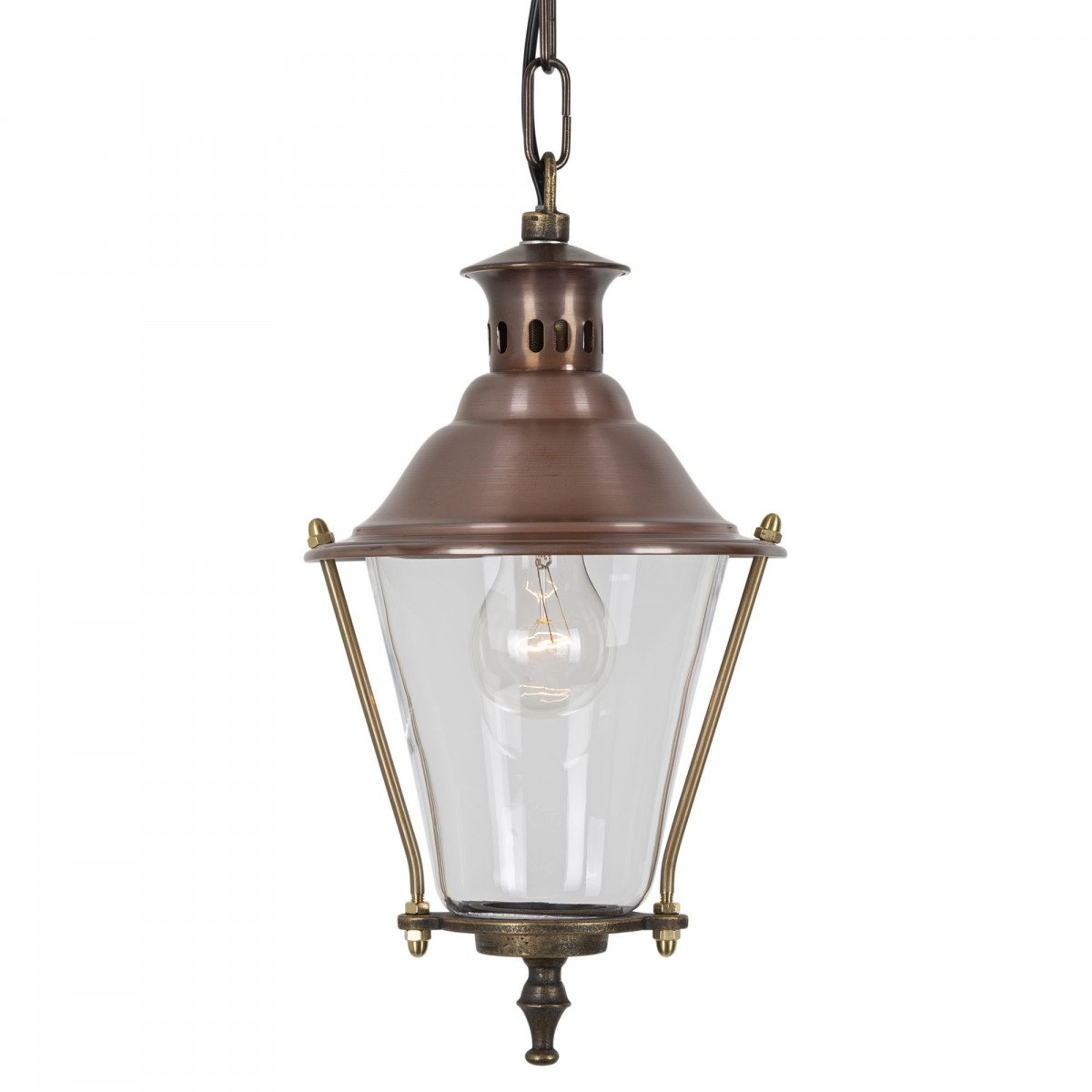 Veranda Lamp Rustiek Klein