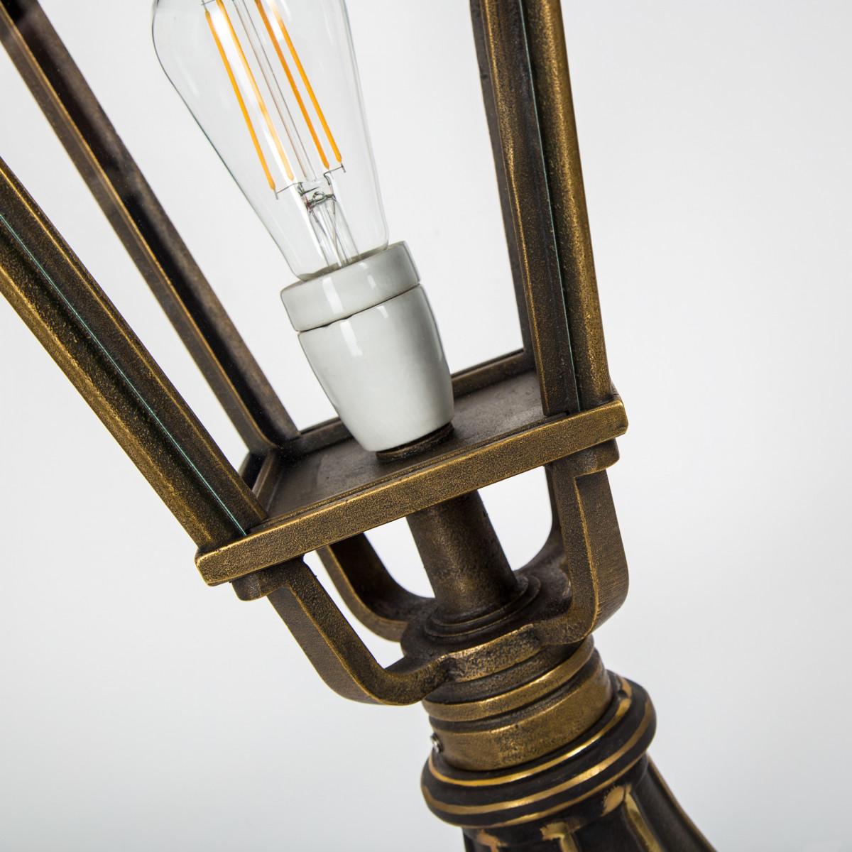 Tuinlamp Rijswijk sokkel M
