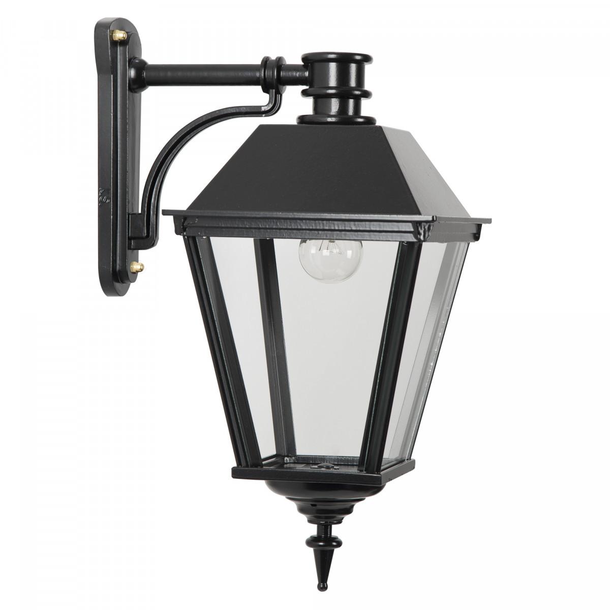 buitenverlichting, klassieke buitenlamp van KS Verlichting type Halle M, prachtige strak klassieke gevelverlichting, originele klassiek landelijke KS kwaliteitsverlichting