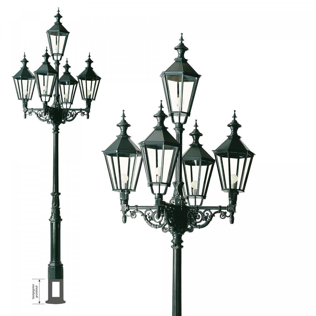 Tuinlamp London