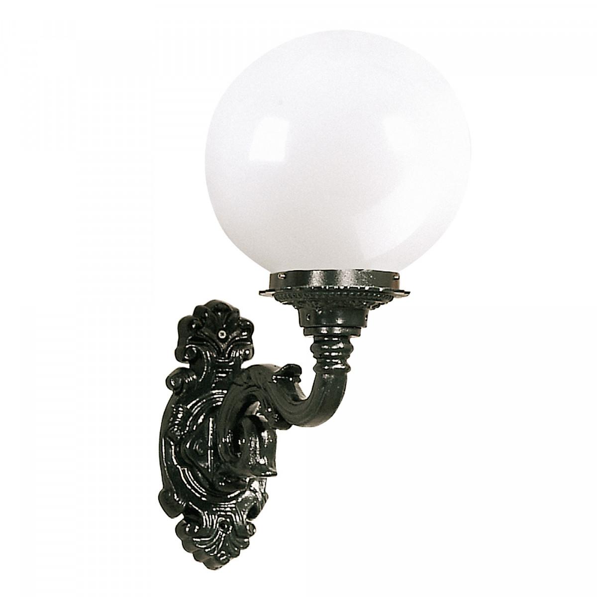 buitenlamp nice, klassieke buitenverlichting met bol