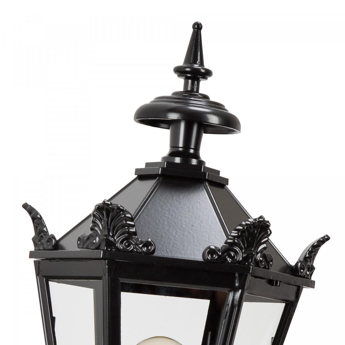 Buitenlamp Diana M met kronen