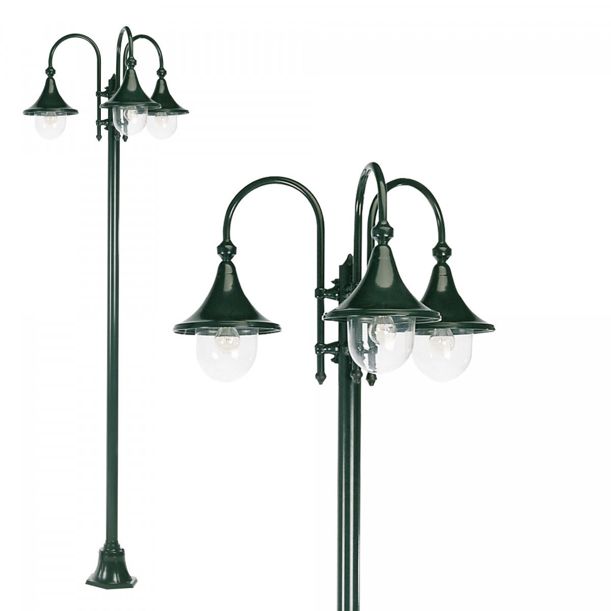 Terraslantaarn Rimini 3-lichts