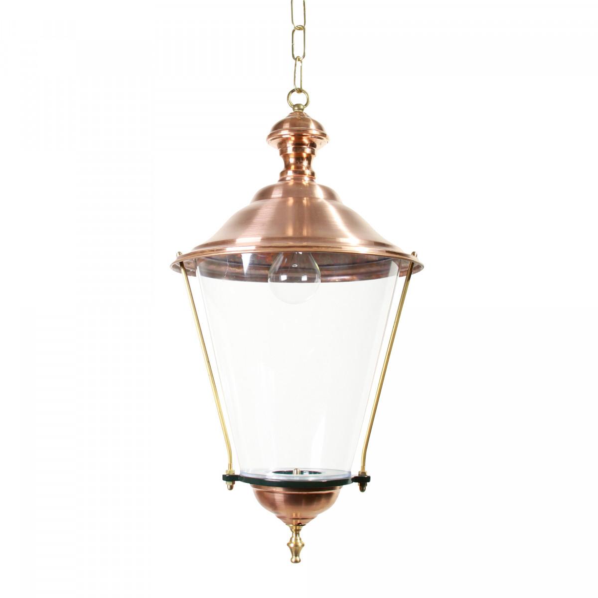 Hanglamp Hoorn aan ketting
