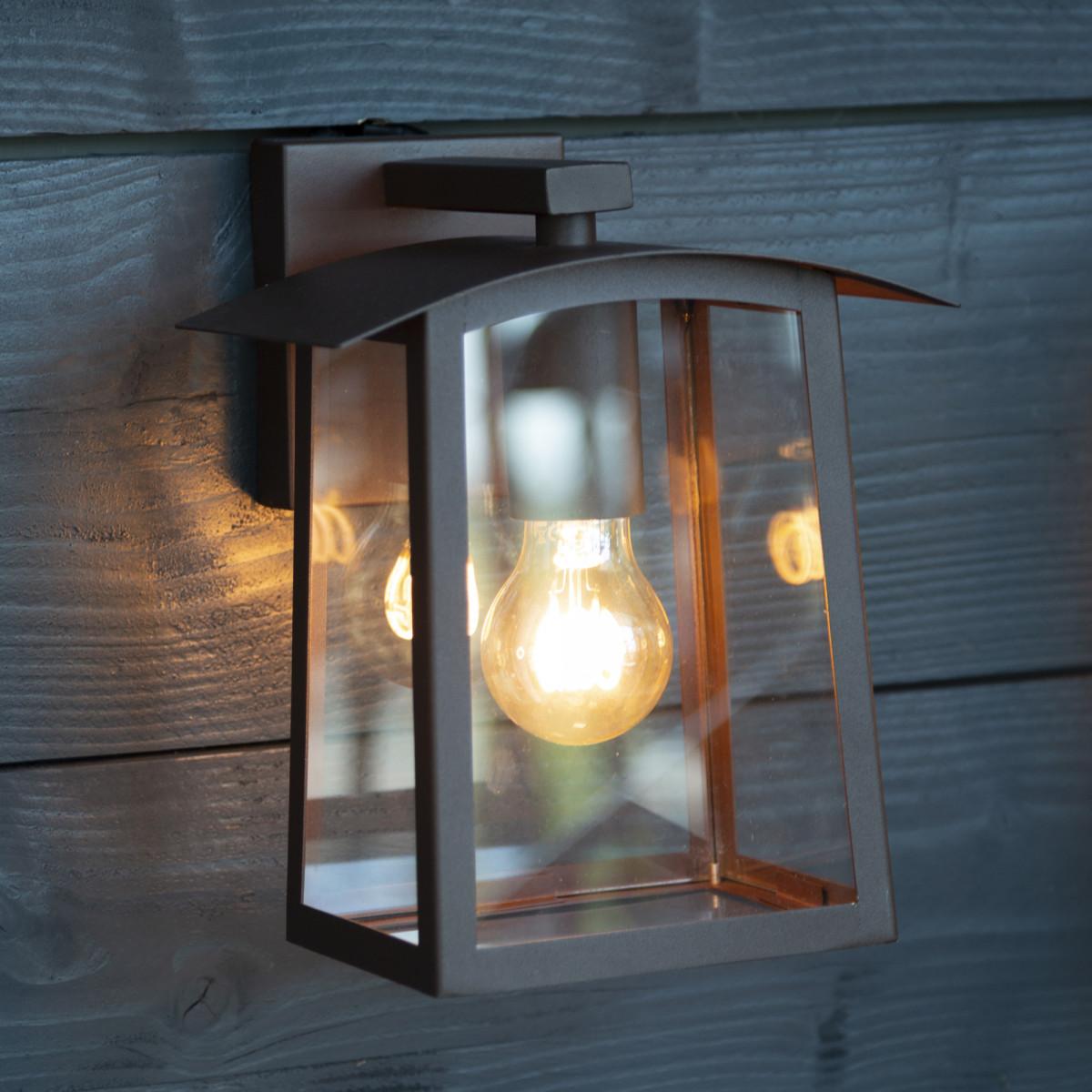 Design buitenlamp muur 7594