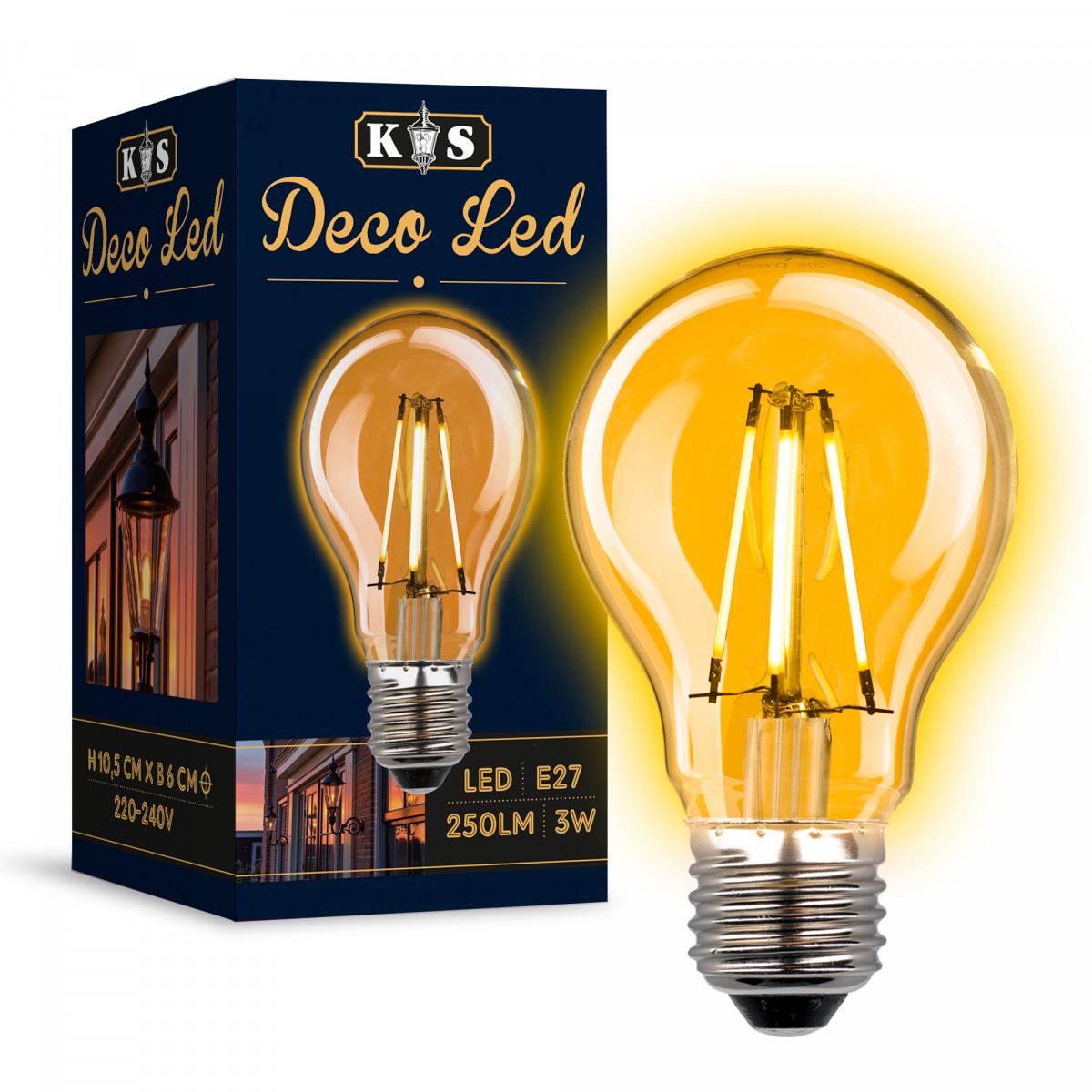 LED Lamp Deco Led 3W