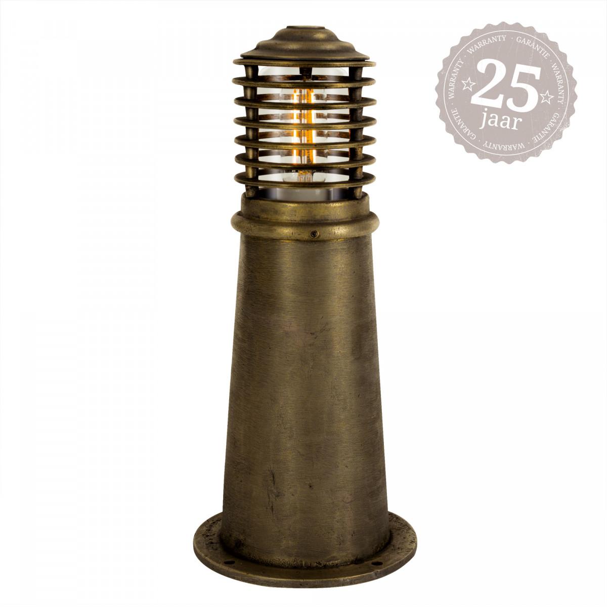 Scheepslamp Harbour 2 brons