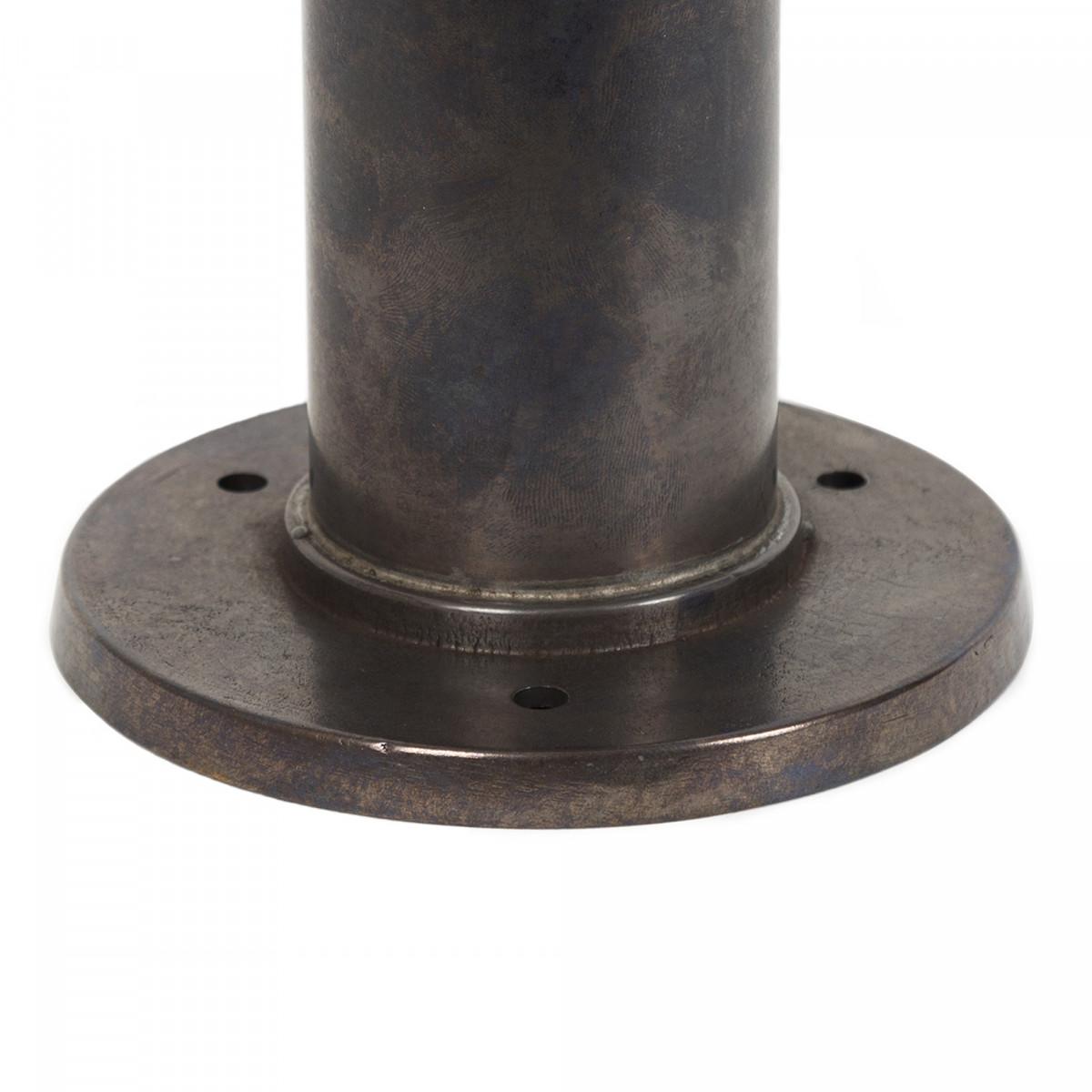 Resident 3 sokkellamp dark brass