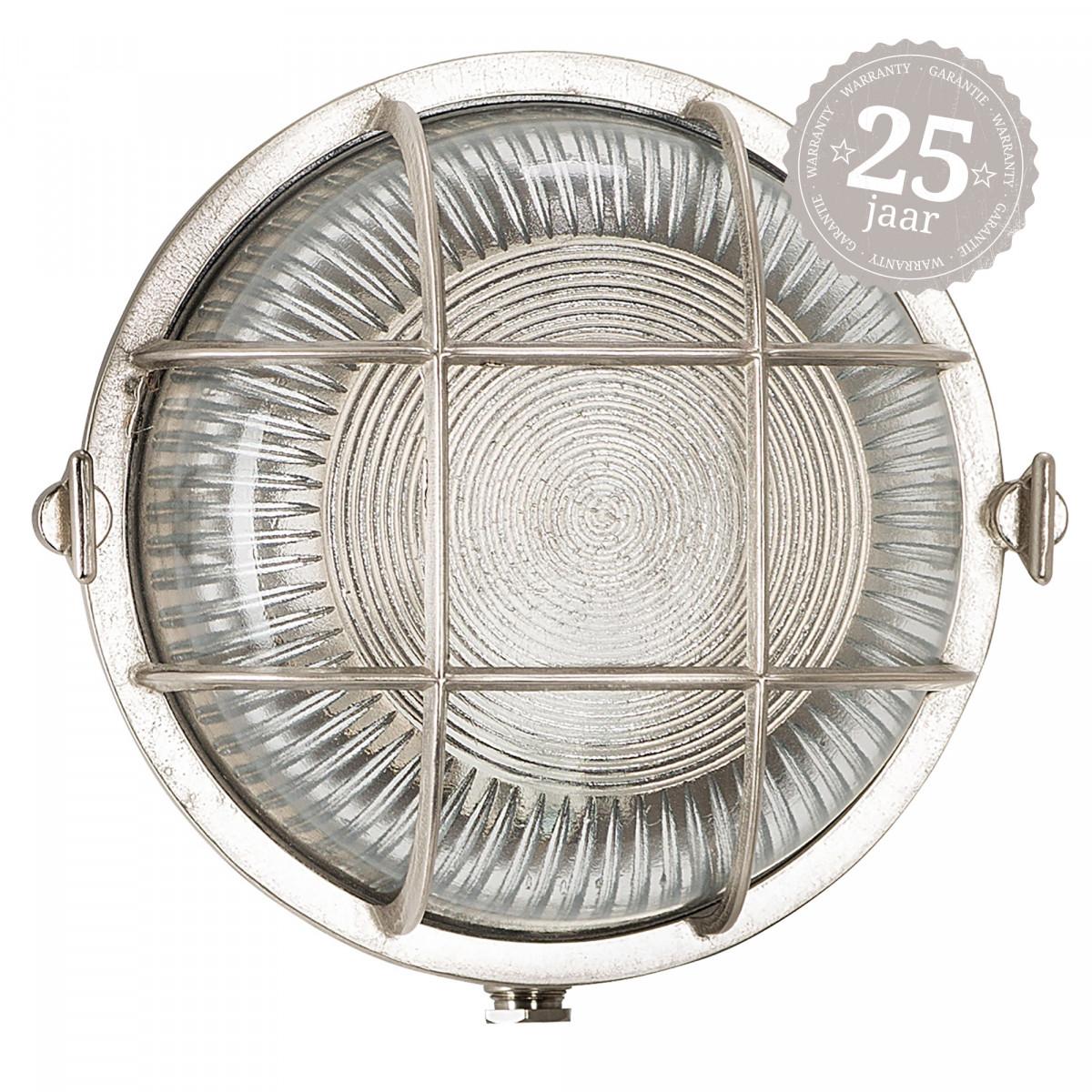 Scheepslamp Ocean 3 Nikkel