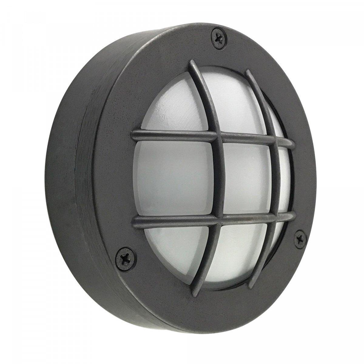 Buitenlamp Arctic zwart brons