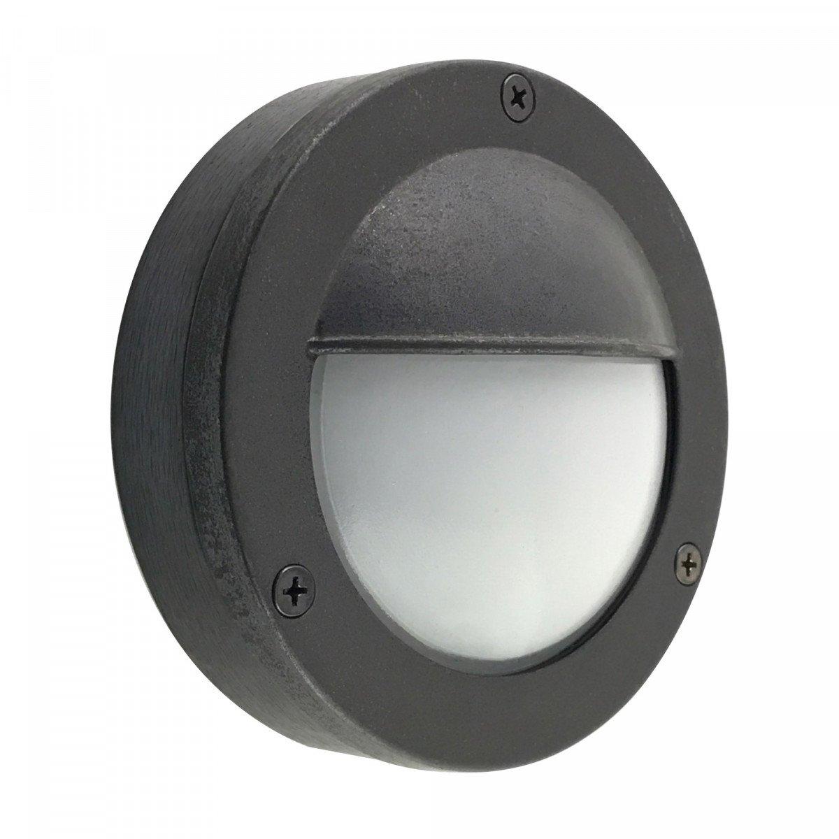 Buitenlamp Pacific zwart brons
