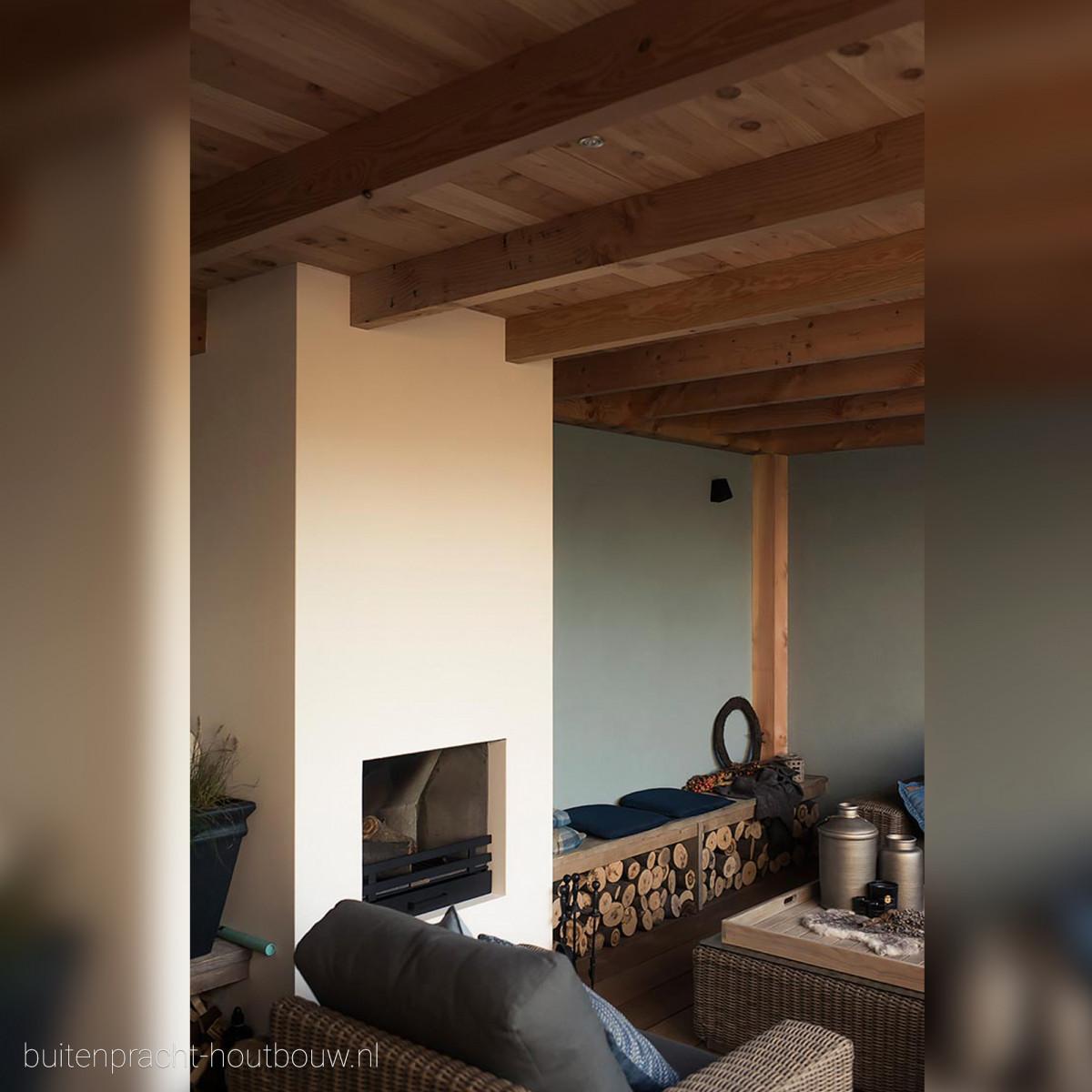 Zwarte wandlamp, moderne wandverlichting voor buiten, rond vormgegeven, geeft een mooi zacht strijklicht, ideaal voor aan de buitenmuur, gevel of padverlichting