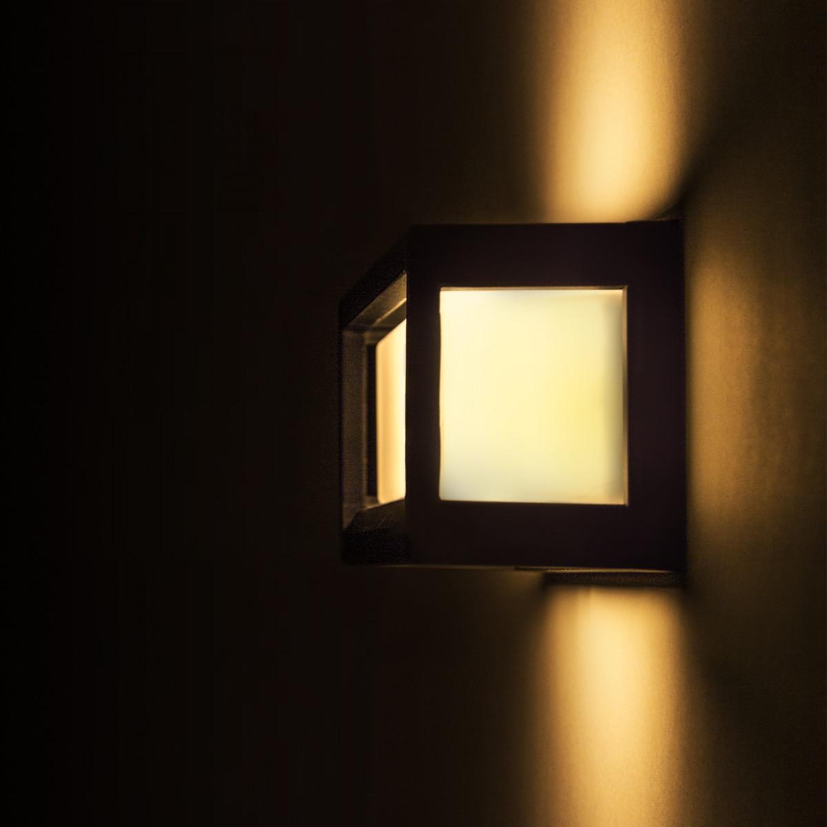 Muurlamp Brick