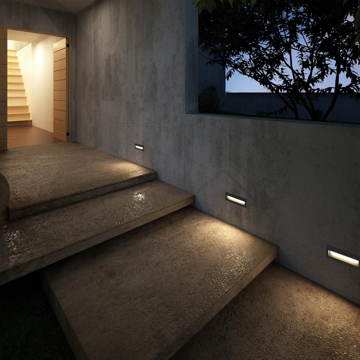 Inbouwspot Slice LED