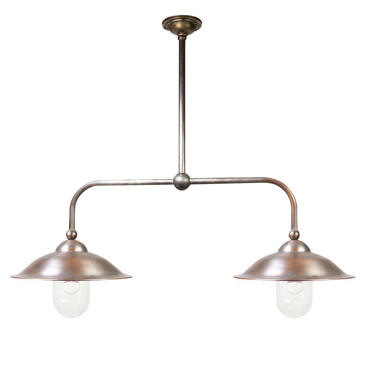BuitenlampVienna 2-lichts 130cm
