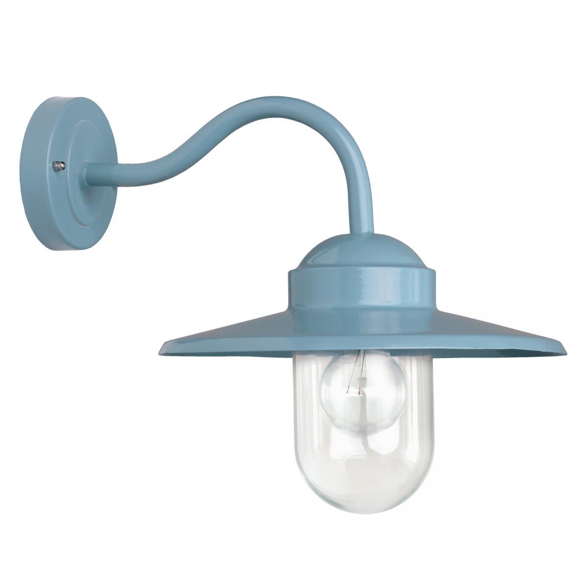 Muurlamp Dolce blauw