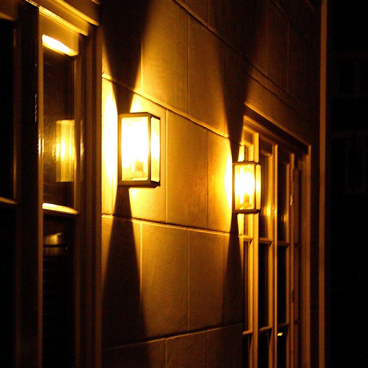 verandalamp, buitenlamp 't Gooi, strak vormgegeven trendy buitenverlichting voor aan de muur van KS Verlichting