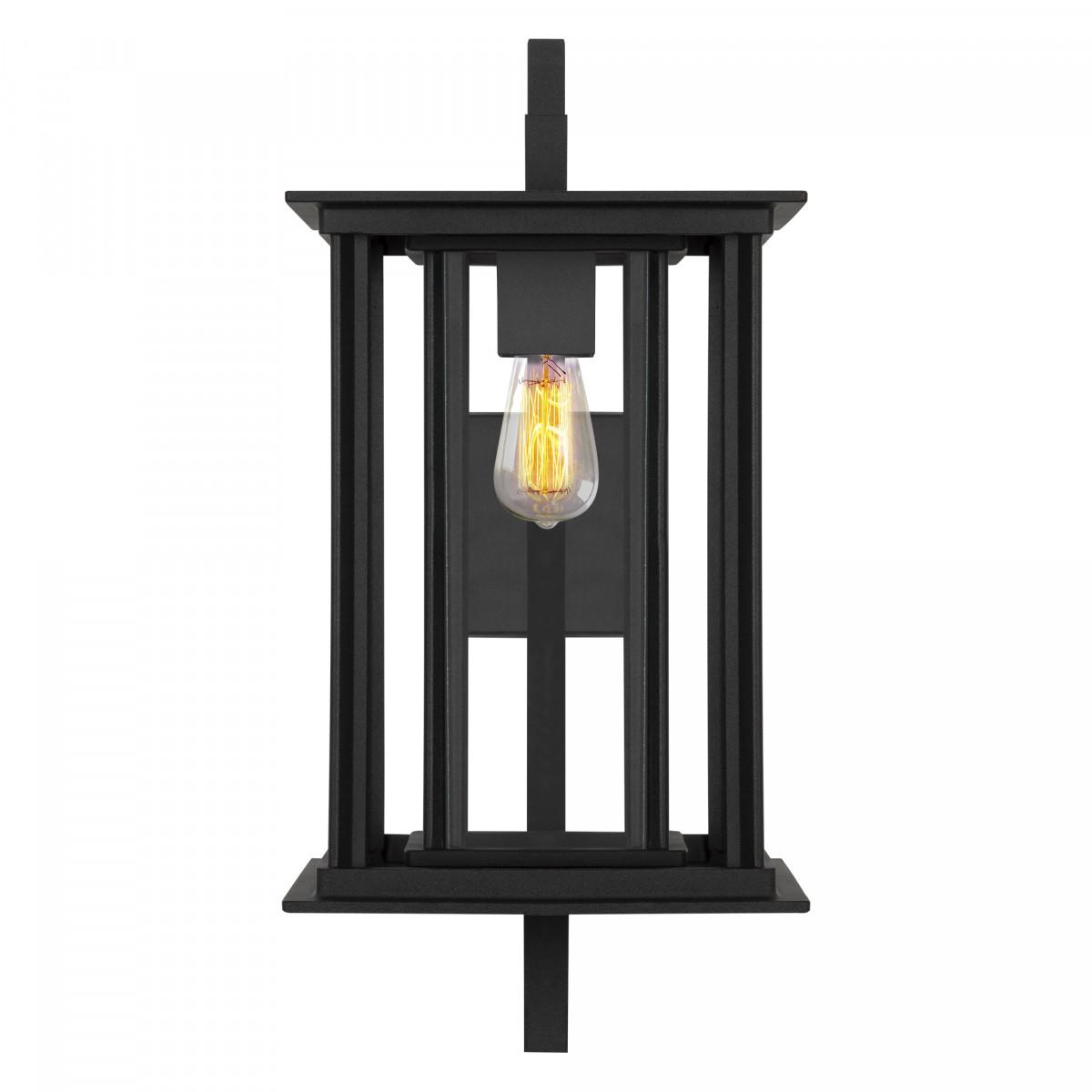 Exclusieve buitenverlichting wandlamp Capital New York stijlvol strak klassiek vormgegeven buitenlamp van KS Verlichting