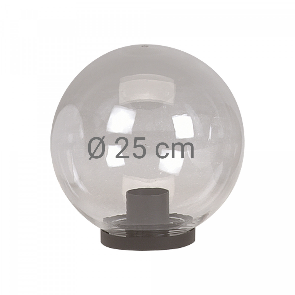 Globe 25 bol helder