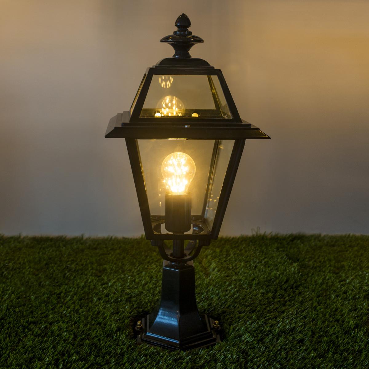 Tuinlamp Brunssum sokkel