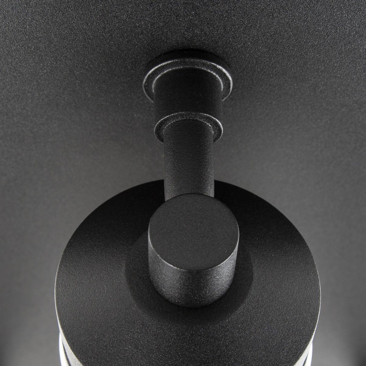 Buitenlamp Hudson, moderne buitenverlichting, sfeervol en functioneel, modern box design, KS Verlichting