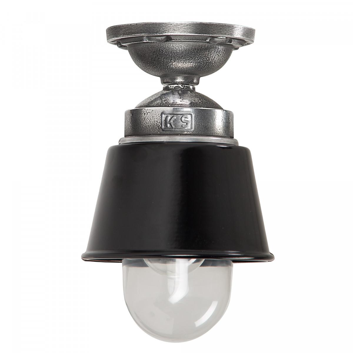 Plafondlamp Kostas Zwart