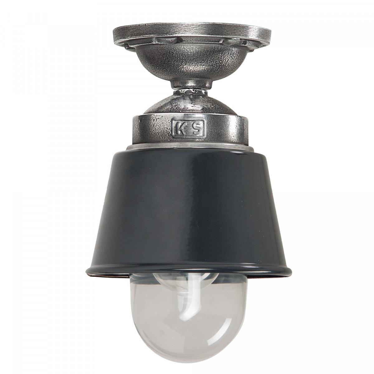 Plafondlamp Kostas Antraciet